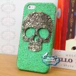 Skull Iphone 5 Case Person..